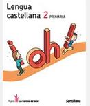 LIBRO INTERACTIVO LENGUA CASTELLANA 2º