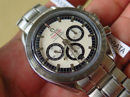 OMEGA SPEEDMASTER CHRONOGRAPH CHRONOMETER - AUTOMATIC - THE LEGEND COLLECTION MICHAEL SCHUMACHER