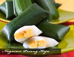 Resep kue pisang nagasari pisang kepok