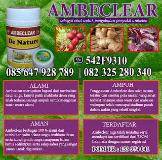 obat herbal ambeien stadium 3