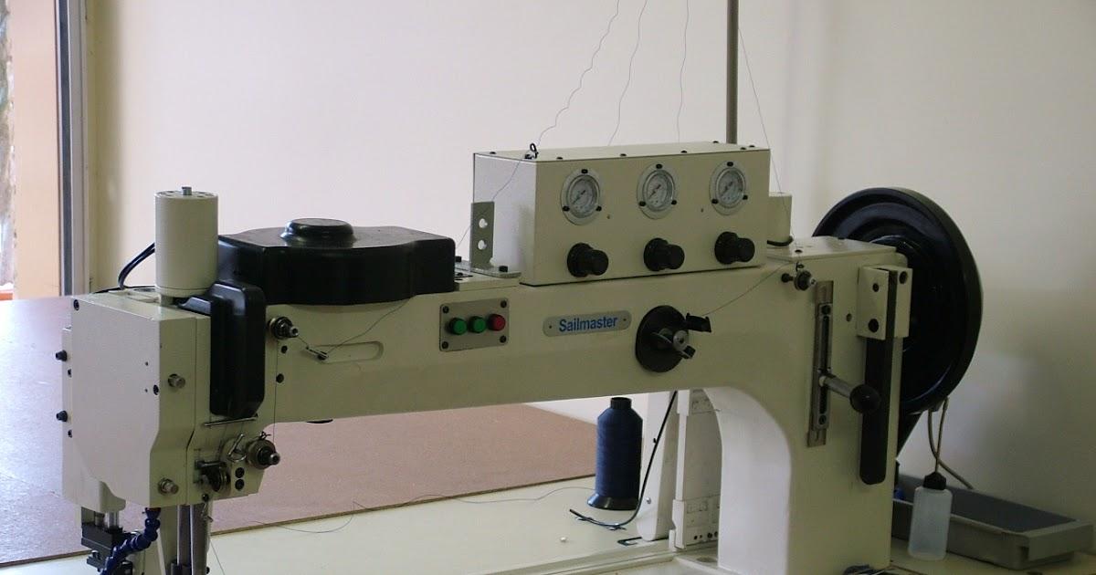Machine coudre industrielle mati res lourdes 366 76 for Machine a coudre 76