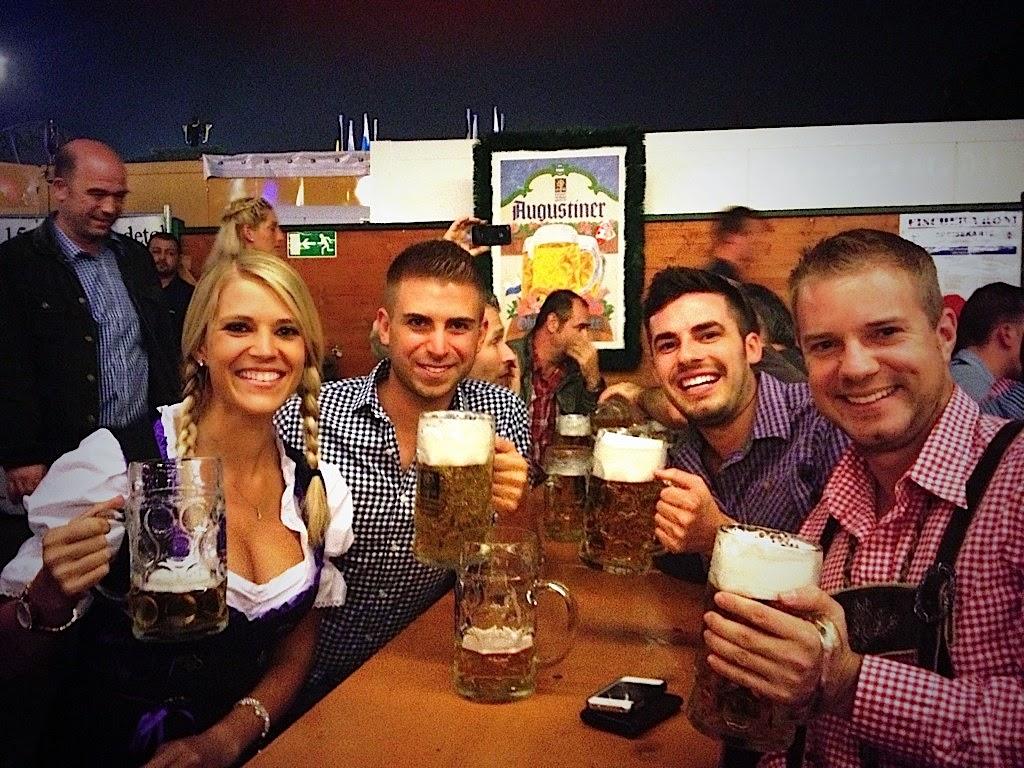 Munich Oktoberfest 2013