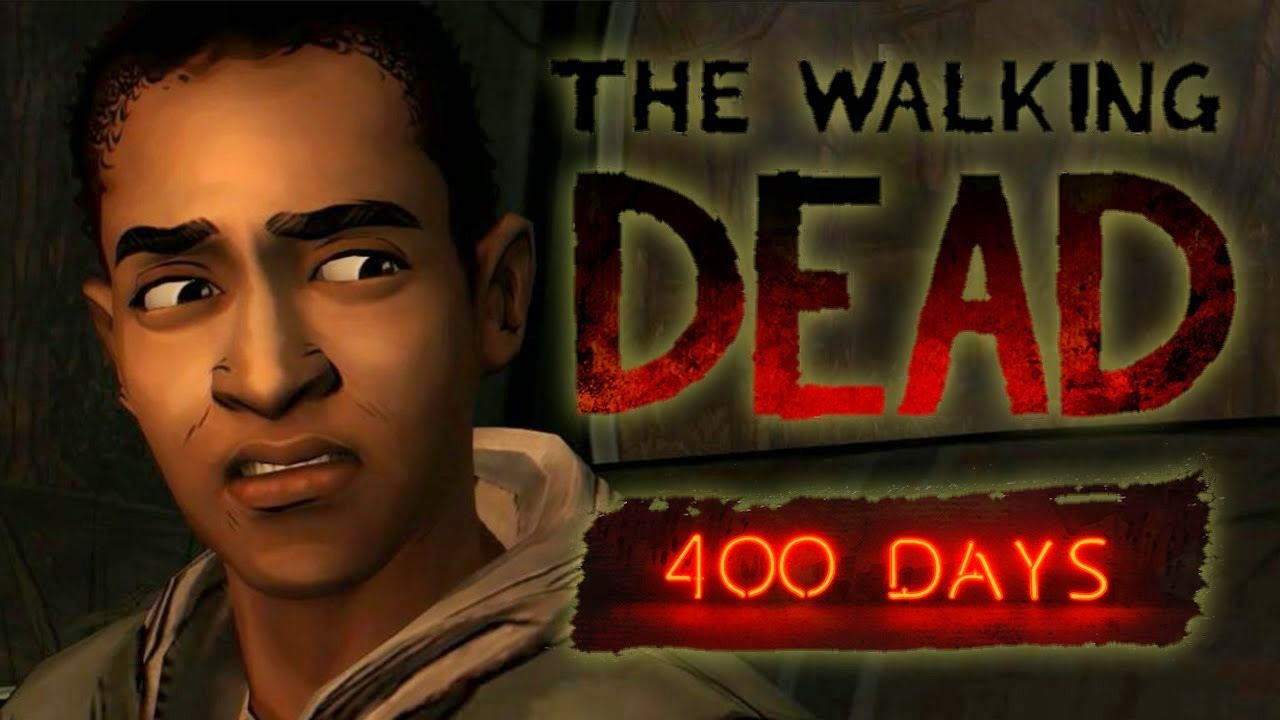 THE WALKING DEAD: 400 DAYS PC DOWNLOAD