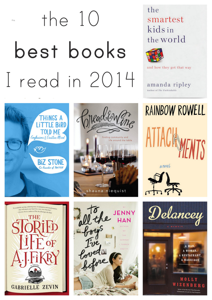 everyday reading my top 10 books of 2014