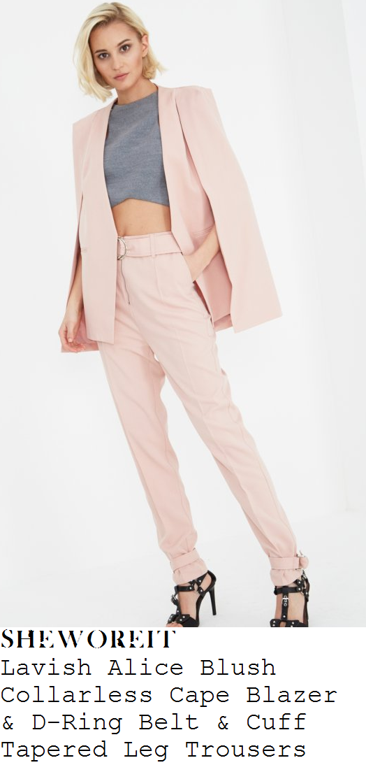 danielle-armstrong-pink-tailored-cape-blazer-and-suit-trousers-co-ords-marbs