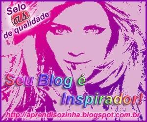 Selinho do blog Diário de uma futura esposa