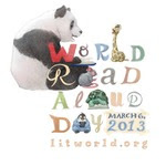 WORLD READ ALOUD DAY 2013