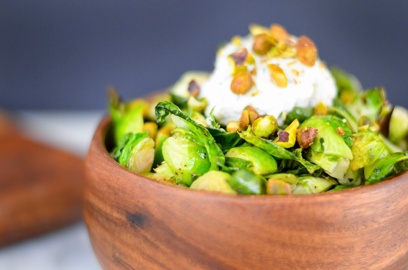 How to Make Delicious Roasted Brussel Sprouts without the Bitter Flavor | @lucismorsels
