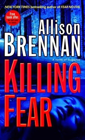 killing fear by allison brennan