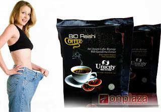 Bio Reishi Coffee Unicity cafe nấm Linh Chi tác dụng