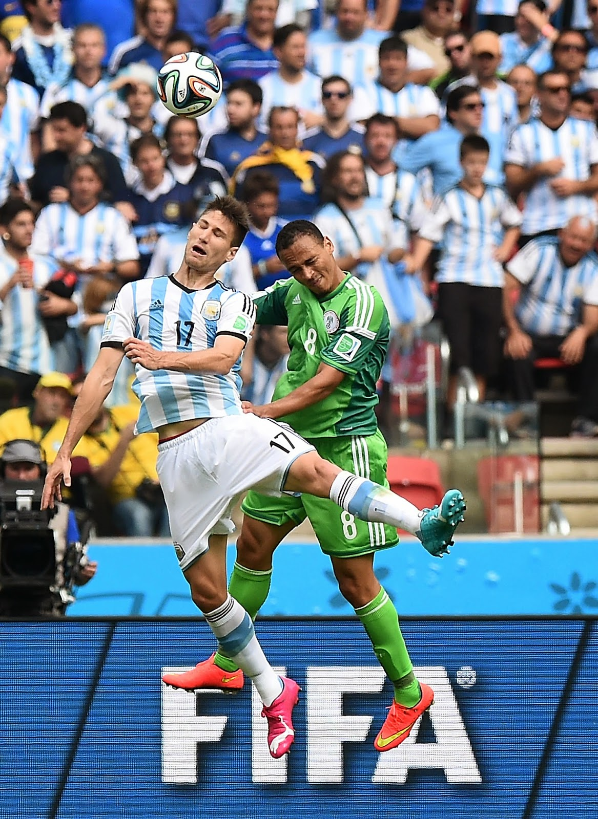 images archival store fifa world cup 2014 nigeria vs