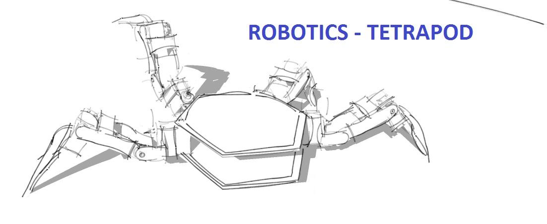 Robotics - Tetrapod