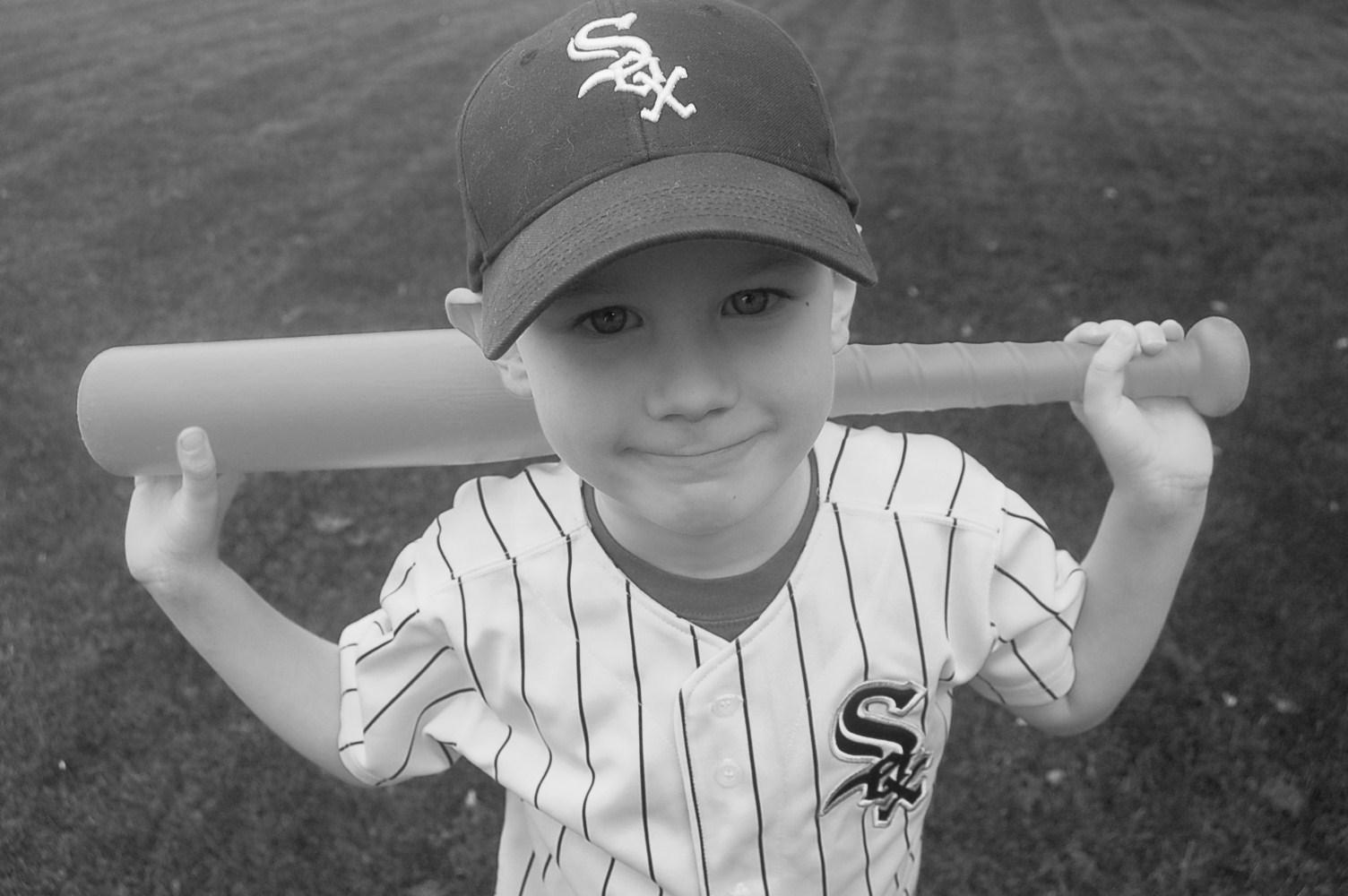 dadncharge did i fail my boy by not teaching him baseball