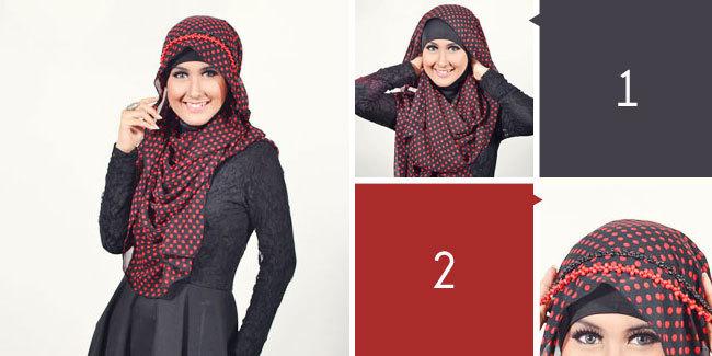 Berjilbab Fashionable | newhairstylesformen2014.com