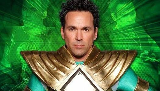 Actor de Power Ranger habla a la gente de Jesucristo