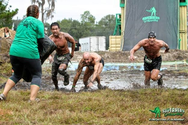 Spartan Race Training with Body Beast