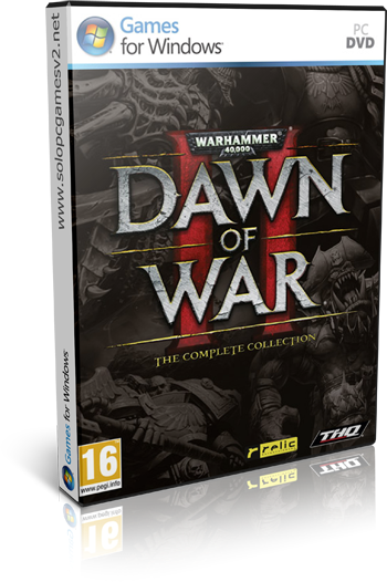 Warhammer 40.000: Dawn of War II [2015] [Español]