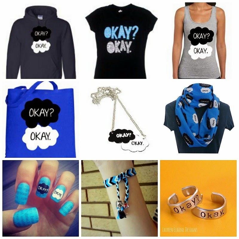 The Fault in Our Stars gift guide