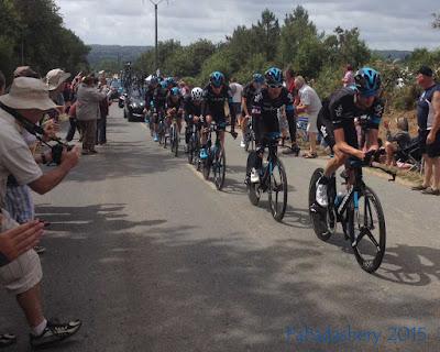 Tour de France 2015, Brittany