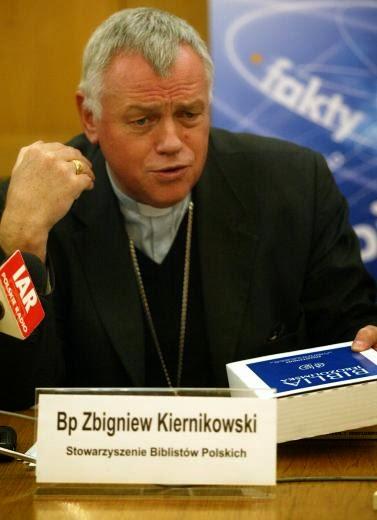 Biskup Zbigniew Kiernikowski Siedlce