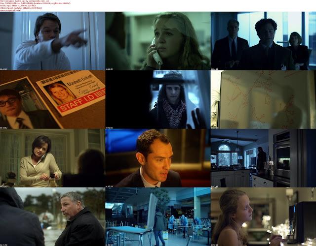 Capturas Contagion 2011 DVDRip Español Latino Descargar 1 Link