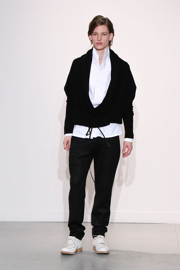 Gustavo Lins Winter Menswear Collection 2011