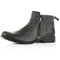 Mens Boots Zipper5
