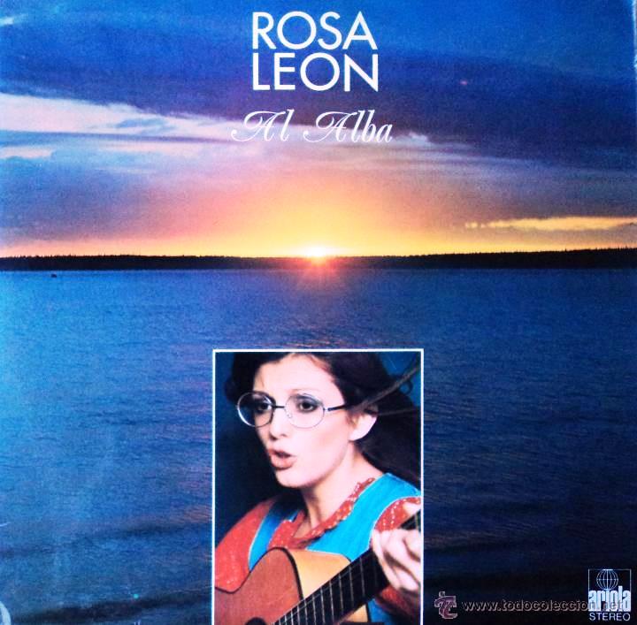 Rosa León. Al alba