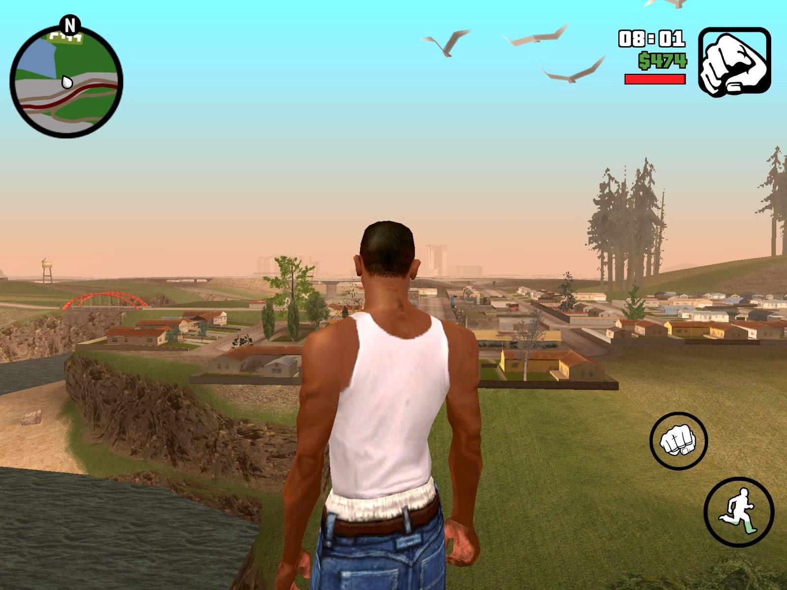 gta san andreas apk game and file download