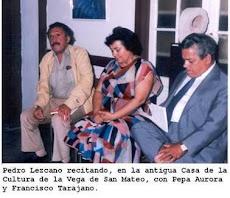 Fallece Francisco Tarajano:Escritor, poeta y Cronista de Agüimes