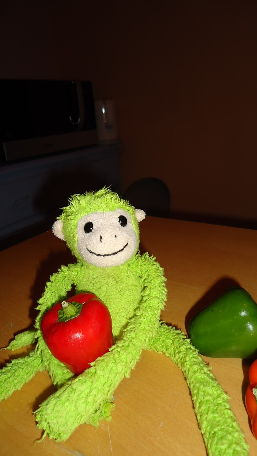 la vie est belle chez petit singe vert quel jour est on. Black Bedroom Furniture Sets. Home Design Ideas