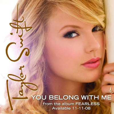Mine Album Cover Taylor Swift. taylor swift you belong with