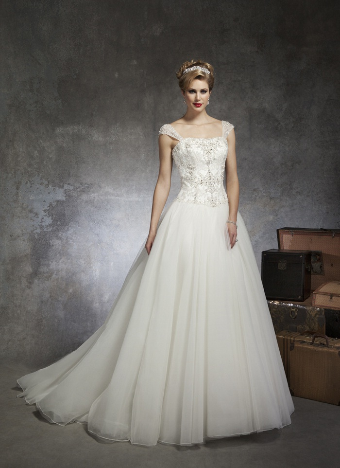 justin alexander spring 2013 bridal wedding dresses
