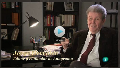 Los oficios de la cultura - Editor: Jorge Herralde