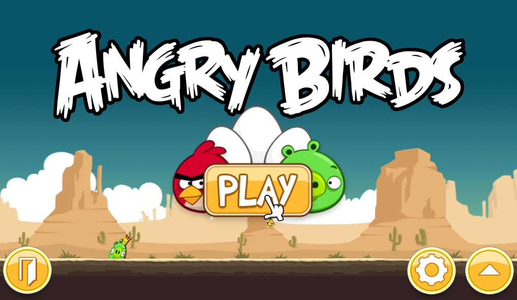 Game Angry Birds [New Update]