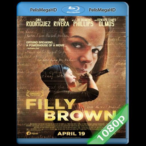Filly Brown (2012) 1080P HD MKV ESPAÑOL LATINO