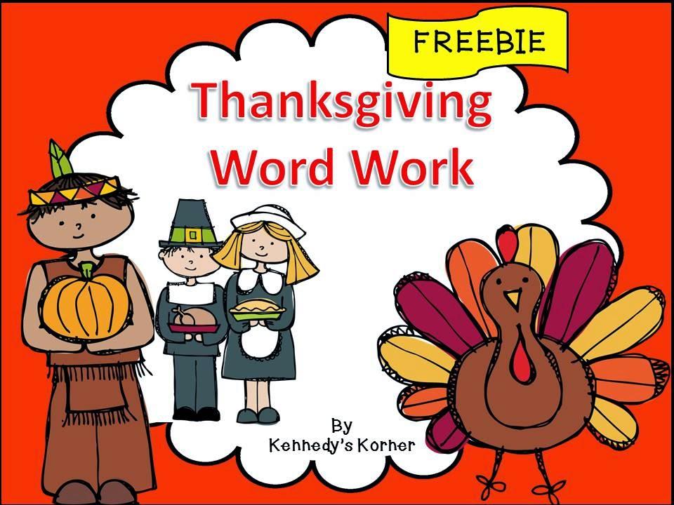 http://www.teacherspayteachers.com/Product/Thanksgiving-Word-Work-FREEBIE-Happy-Thanksgiving-984796