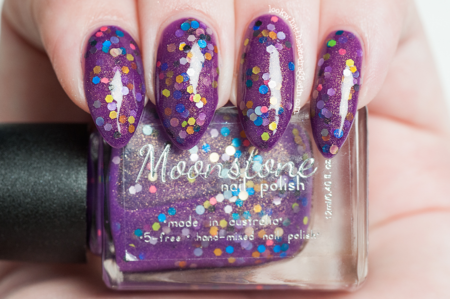 Moonstone Nail Polish Magic Treats collection Every Flavour Beans Based from Harry Potter