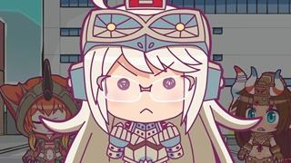 Kaijuu Girls: Ultra Kaijuu Gijinka Keikaku Episódio 04 - Distribuam, Kaijuu