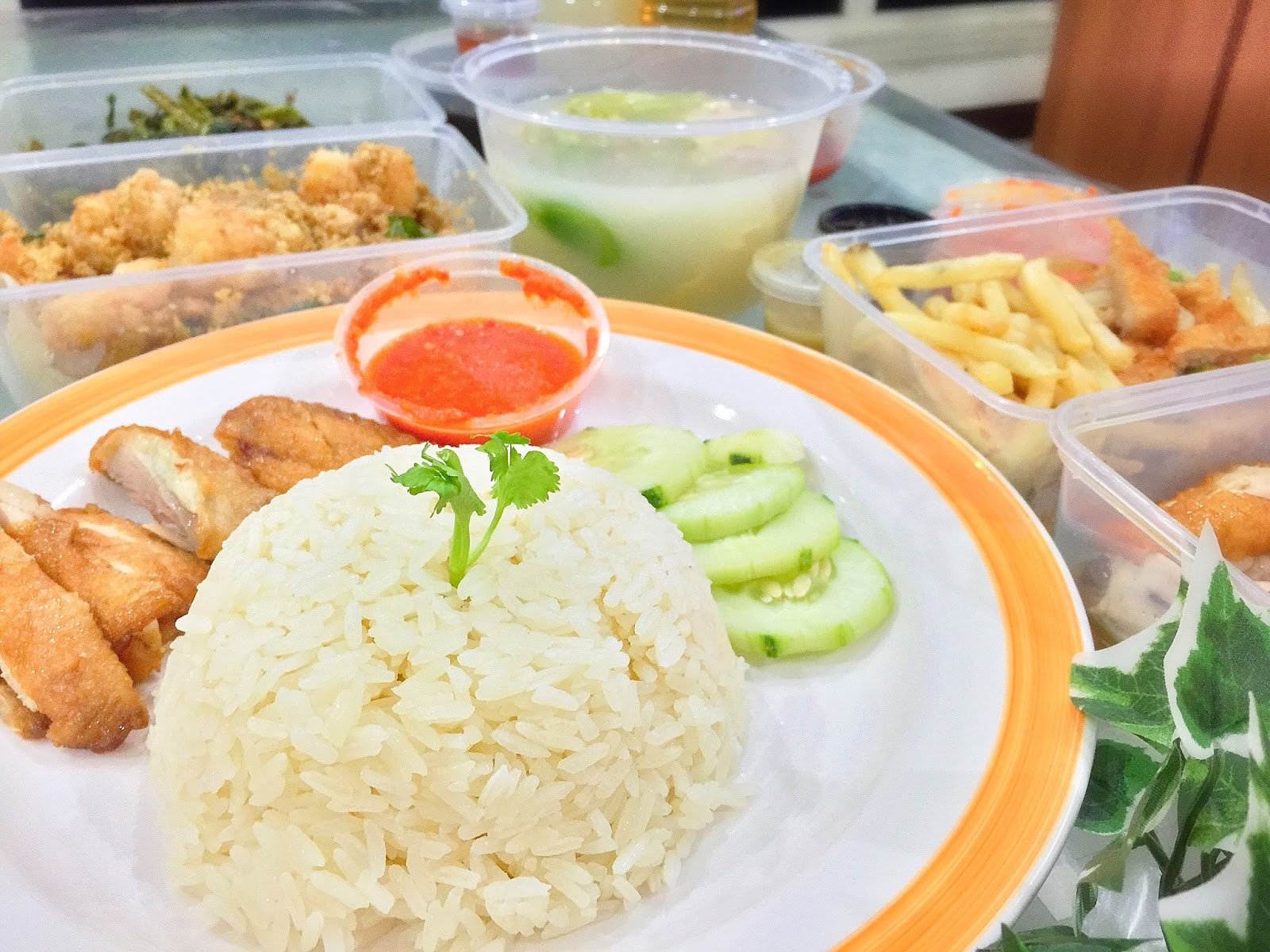 Yeo Keng Nam Traditional Chicken Rice 2