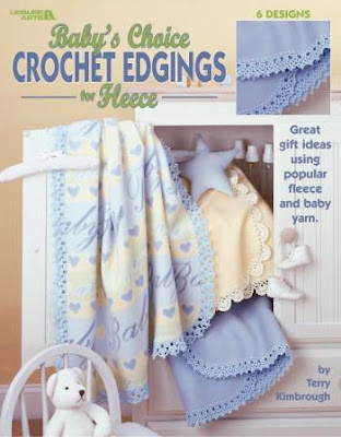 Baby's Choice Crochet Edgings for Fleece