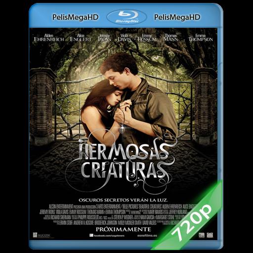 Hermosas Criaturas (2013) 720p HD MKV Español Latino