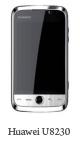 Spesifikasi Huawei U8230