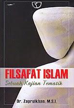 toko buku rahma: buku FILSAFAT ISLAM SEBUAH KAJIAN TEMATIK, pengarang zaprulkhan, penerbit rajawali pers