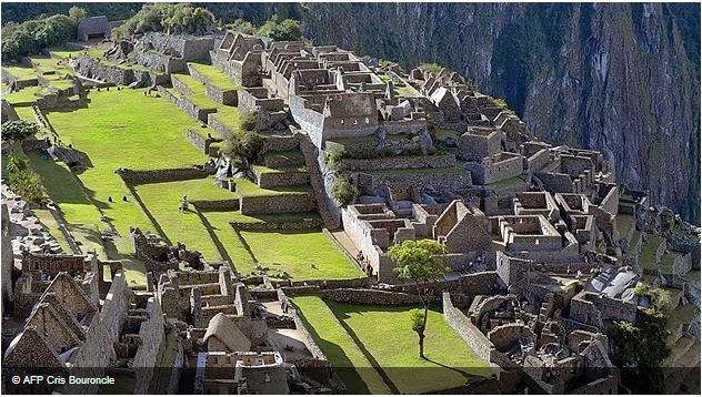 Hallan un nuevo camino que conduce a Machu Picchu