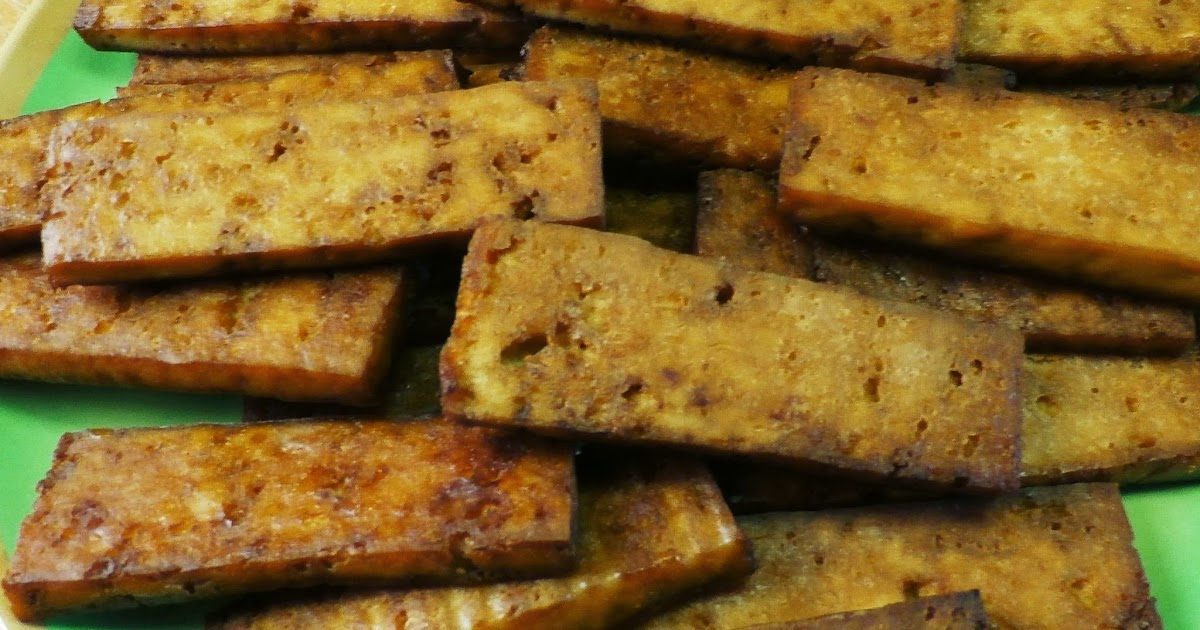My Adventures Testing 1000 Vegan Recipes: Soy-Glazed Tofu