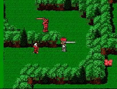 Day Dream' Davey NES Game Review Medieval