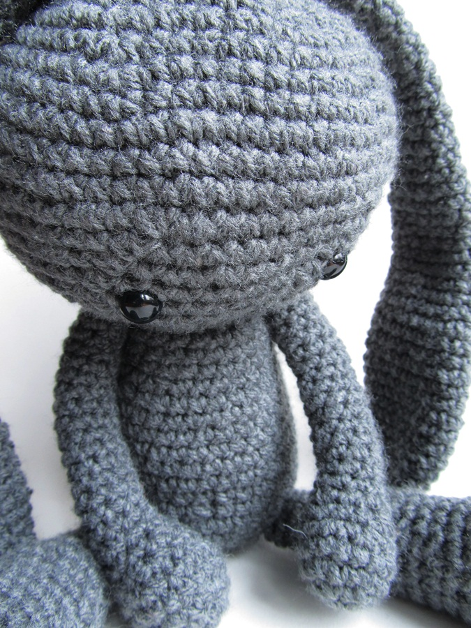 Amigurumi Alien : {Amigurumi Alien Bunny} - Little Things Blogged