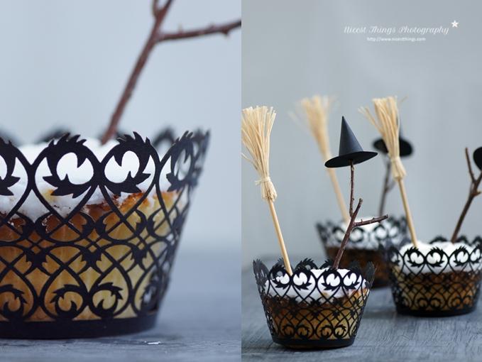 Hexen Cupcakes Halloween Cupcakes