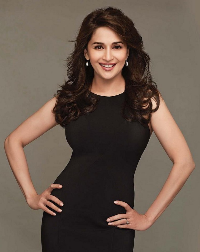 Madhuri Diit On Cover Of India Today Woman January Magazine